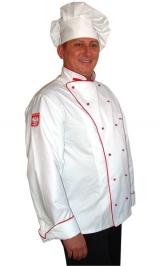 Bluza kucharska.          Cena 65 zł